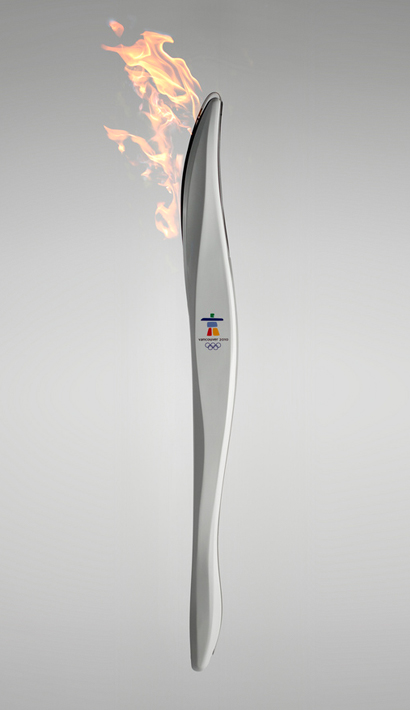 Olympic Torch Relay Comes Through MiltonOlympic Torch